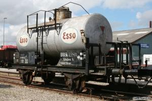 DSB ZE 502272. Mariager 13.08.2011.