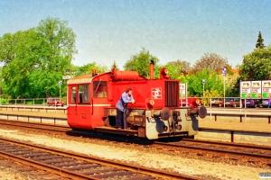 LJ M 17 rangerer. Sakskøbing 13.05.1994.