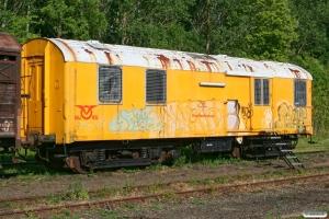 HTJ Mandskabsvogn 11 (ex. EA 6032). Gørlev 04.07.2010.