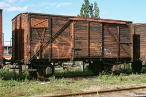 LJ HJ 120 (ex. HJ 37065). Maribo 05.09.2010.