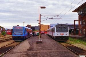 LNJ Lm 21 og DSB MR/D 66. Odense 11.09.1996.