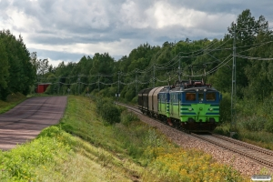 TGOJ Ma 401+Ma 408 med GT 9133. Kungsör - Rekarne 28.08.2011.