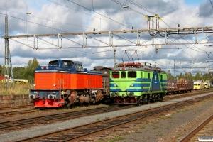 TGOJ Ma 963 og TÅGAB T43 234. Hallefors 15.09.2010.