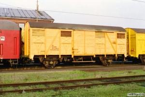DSB Generatorvogn 40 86 951 3 200-6. København 02.12.2000.