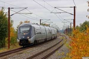 DSB MG 50 som RV 2730 Fa-Od. Holmstrup 15.10.2016.
