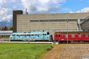 DSB MY 1126. Bombardier, Randers 23.08.2014.