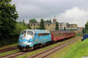 DSB MY 1126+B 520+BD 029+B 064 som Rangertræk 824 Oj-Hab. Haderslev Vest 20.08.2016.