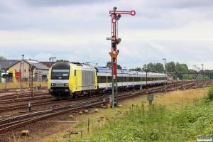 NOB ER 20-010 med NOB 81818. Westerland 28.06.2014.