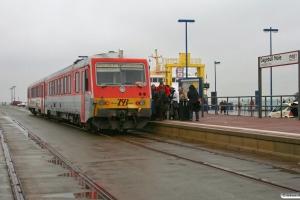 HLB VT 71 som NEG 9. Dagebüll Mole 28.02.2009.