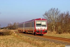 NEG VT 71 som NEG 9. Deezbüll - Maasbüll 26.01.2014.