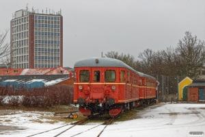NSB BDFS 86 76+BM 86 F 28. Odense 22.01.2018.