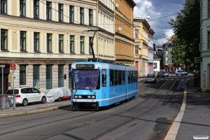 Sporvogn 129. Oslo 03.09.2015.