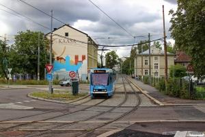 Sporvogn 138. Oslo 03.09.2015.