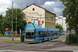 Sporvogn 146. Oslo 03.09.2015.