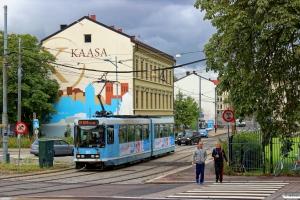 Sporvogn 120. Oslo 03.09.2015.