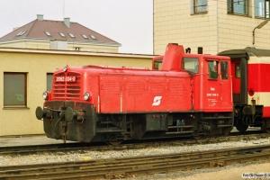 ÖBB 2062 034-0. St. Pölten 19.04.1991.