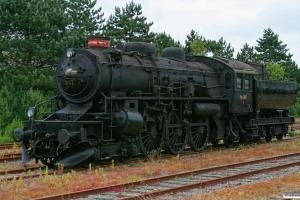 DSB E 987. Tønder 20.06.2009.