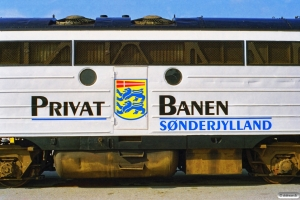 PBS MY 1122. Tønder 27.09.1997.