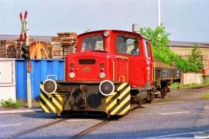 HHB 221. Hamburg-Süd 11.05.1990.