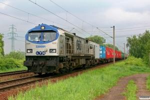 OHE 330091. Hamburg-Moorburg 08.05.2009.