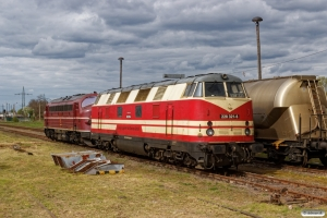 CLR 228 321-6 og MY 1151. Magdeburg 14.04.2017.