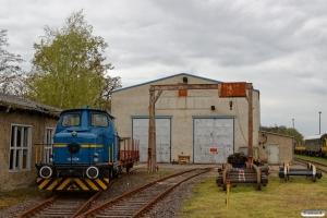 BMTI Rail Service Lok (Deutz 57832/1965). Haldensleben 14.04.2017.