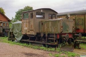 NSB X220-134. Nårup 30.08.2003.