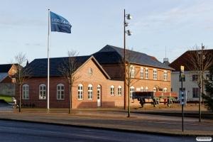 Brædstrup station 03.12.2017.