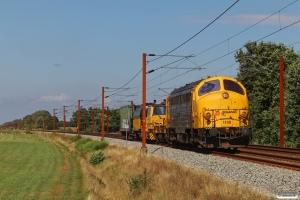 RSEJ MY 1159 med EE 6162 Lg-Oj. Km 54,2 Fa (Sommersted-Vojens) 21.08.2020.