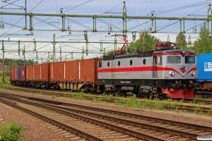 TÅGAB Rc2 002 med GT 48500. Kristinehamn 13.06.2015.