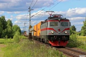 TÅGAB Rc2 009 med GT 48195. Borlänge - Stora Tuna 11.06.2013.