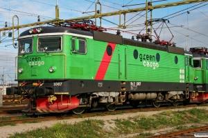 GC Rc2 1087. Malmö 13.10.2007.
