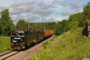 HCTOR 143.039+BRLL Rc3 1051 med GT 40720. Ornäs - Hinsnoret 11.06.2017.