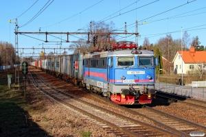 HCTOR 143.048 med GT 40602. Hagaström 02.05.2016.