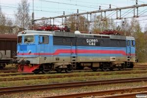 NRFAB Rc4 1158 - Udlejet til CFLS. Värnamo 01.05.2016.