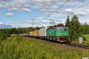 GC Rc4 1251 med GT 42504. Långsele - Österås 20.06.2018.