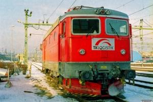TXL Rc6 1323. Målmö 09.03.2006.