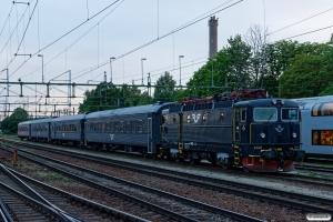 SJ Rc6 1342. Hallsberg 17.06.2017.