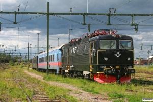 SJ Rc6 1357. Eskilstuna 06.06.2012.