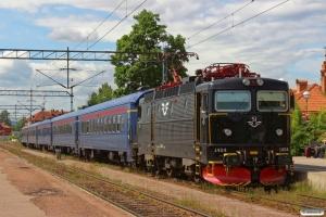 SJ Rc6 1404 med RST 47. Mora 12.06.2013.
