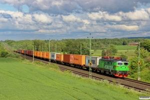 GC Rd2 1033 med GT 4521. Falköping - Floby 13.06.2013.