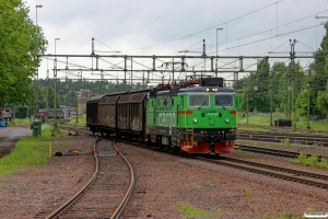 GC Rd2 1069 med GT 4566. Kristinehamn 13.06.2013.