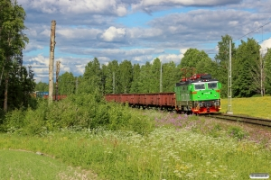 GC Rd2 1113 med GT 6875. Ornäs - Borlänge 11.06.2013.