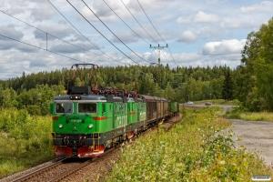 GC Rd2 1125+Rd2 1087 med GT 5083. Långsele - Helgum 20.06.2018.