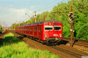 DSB FS 7283+MU 8523+FU 8023+MM 7783. Albertslund 23.05.2001.