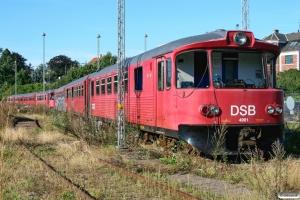 DSB ML 4901. Helsingør 04.09.2010.