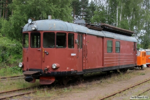 SL Infrateknik AB RB 60 (ex. YBo5p 877). Virserum 14.06.2014.