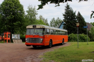 Bus Jö 0616. Virserum 14.06.2014.