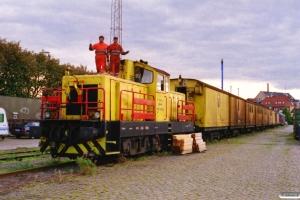 SPENO 715 005-5+8 vogne+SPENO 715 004-8. Odense 04.09.2000.