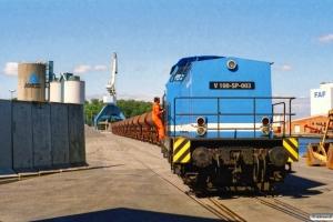 SLG V 100-SP-003. Odense havn 29.06.2004.